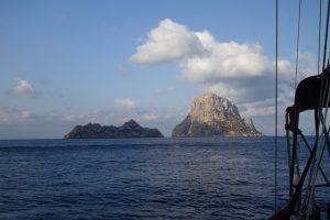 67  Islas Vedra und Isolote Vedranell