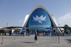 05 Oceanografic in Stadt der Künste