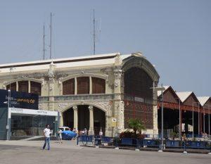 106 Tinglados 1910 von D. Ribes errichtet