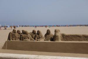 119 Sandkunst
