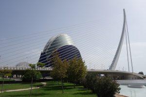 175 Brücke Öuente de la Exposicion