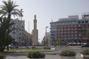 183 Blick zur del Porto - Straße zum Hafen