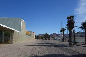 10 Cartagena Hafenpromenade