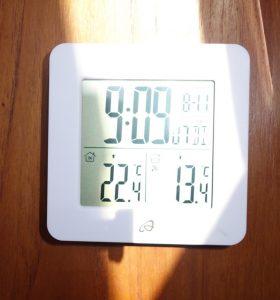 11 angenehm warm