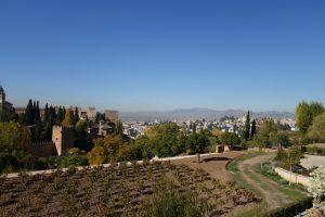 12 Blick nach Granada