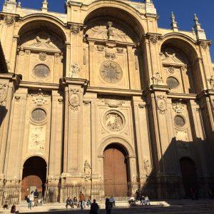18 Kathedrale von Granada Santa María