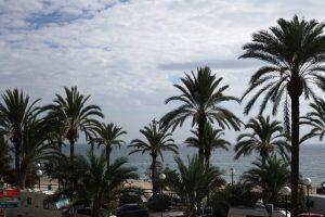 19 Blick auf den Strand