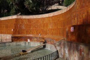 20 Wasserspiele im archäologischen Park