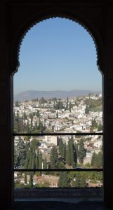 23 Blick nach Granada