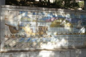 26 mit Mosaikbildern