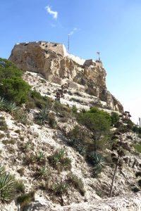 46 Castillo de Santa Bárbara