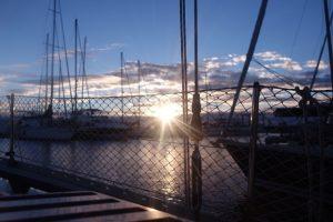 67 Sonnenaufgang in Alicante