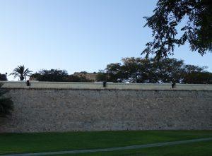 90 Stadtmauer Carlos III