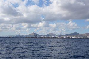 03 Anfahrt Arrecife