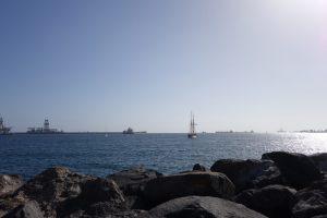 04 Ankerplatz vorm Hafen