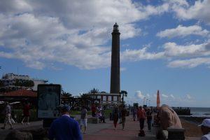 106 Leuchtturm aus der Nähe