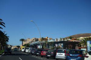 113 Einkaufsstraße von Morro Jable