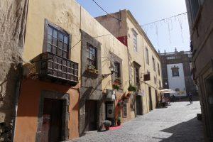 16 ältestes Viertel Las Palmas