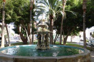 21 Seepferdchenbrunnen