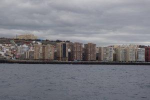 32 Großstadt Las Palmas
