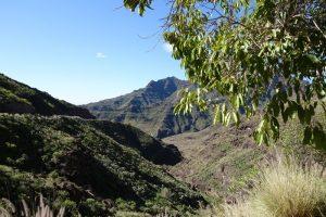 56 Blick zum Roque Coloerade 914m