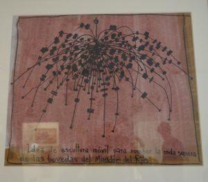 85 Zeichnung der Lampen von Mirador