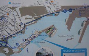 96 Stadtplan Arrecife